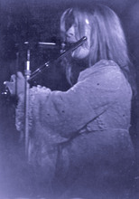 In addition to her undisputed talent as a vocalist, multi-instrumentalist Jill Saward included flute among her instruments.