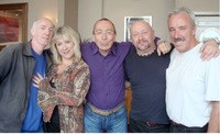 Stan, Jill, Mick, Colin and Dave, taken at a reunion in 2007.
